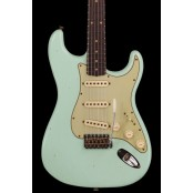 Fender Custom Shop #136 LTD '60 Stratocaster - Journeyman relic, faded aged surf green preorder