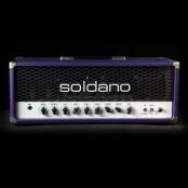 Soldano Hot Rod 50 Plus Purple (USED)