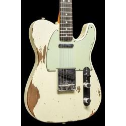 Fender Custom Shop 67 Telecaster Heavy Relic Vintage White
