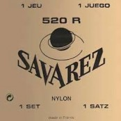 Savarez nylon snaren traditional red normal tension