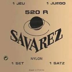Savarez nylon snaren traditional red normal tension