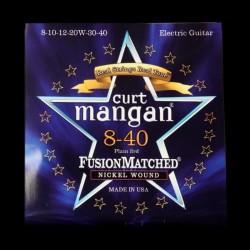 Curt Mangan snaren elek 08-40