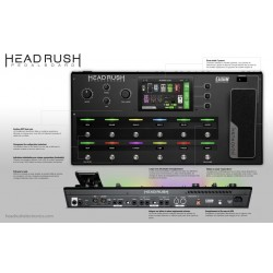 HeadRush Multi Effect