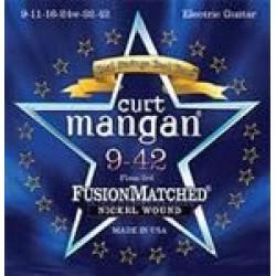 Curt Mangan snaren elek 09-42