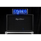 Hughes & Kettner Grand Meister Deluxe 40 + TM212 Cabinet and FSM-432 MK III (USED)