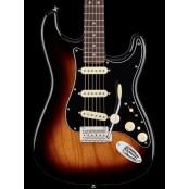 Fender Deluxe Strat Pau Ferro Fretboard 2 Tone Sunburst