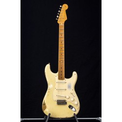 Fender Custom Shop 55 Strat Heavy Relic Desert Sand