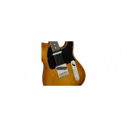 Fender American Performer Telecaster Honey Burst RW met gigbag