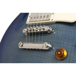 Epiphone Les Paul Plus Top Pro Trans Blue