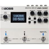 Boss DD500 Digital Programmable Delay/Looper with Tap Function