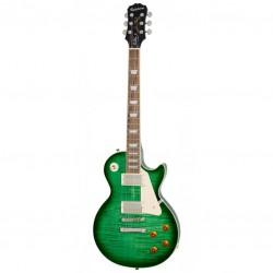 Epiphone Les Paul STANDARD PLUS-TOP PRO (Probuckers & Coil-Tap) Green Burst