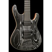 Mayones Setius 7 Gothic Black Luminlay Pored