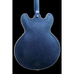 Gibson MOD Series 1961 ES-335 Blue Sparkle, Bigsby  Blue Sparkle
