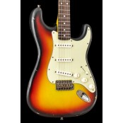 Nash S63 Light Relic 3-Tone Sunburst