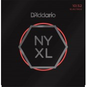 D'Addario Electric Strings Light Top-Heavy Bottem 10-52