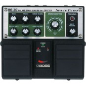 Boss RE20 Twin Pedal Space Echo