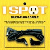 Truetone MC5 multiplug 5 cable  one spot