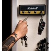 Marshall Wall Key Rack Black
