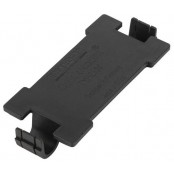 RockBoard QuickMount Type UV - Universal Pedal Mounting Plate For Vertical Pedals
