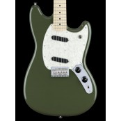 Fender Mustang MN Olive Green