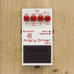 Boss BD2 + JHS Angry Driver Combi