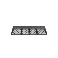 Rockboard 5.4 quad pedalboard + Flightcase with wheels