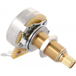 Gibson 500K OHM Audio Taper Potentiometer (Long Shaft)