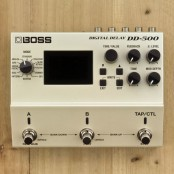 Boss DD500 Digital Programmable Delay/Looper with Tap Function
