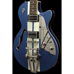 Duesenberg Mike Campbell Starplayer TV Lake Placid Blue (used, mint)