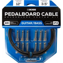 Boss Pedalboard Cable Kit 12ft