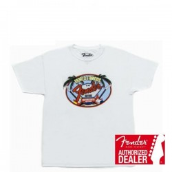 Fender ladies shirt world famous visitor's center S