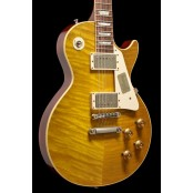 Gibson Custom Standard Historic Les Paul 59 VOS 2017 Lemon burst