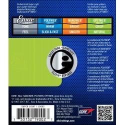 Elixir Optiweb Light Electric