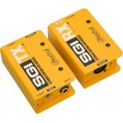 Radial SGI Guitar Interface