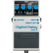 Boss DD3 Digital Delay Stereo