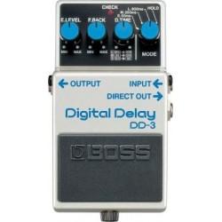 Boss DD3 Digital Delay Stereo
