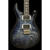 PRS Custom 24 Pattern Thin CC Whale Blue Smoked Burst