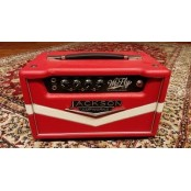Jackson Ampworks MC Fly MKII 2017 Scarlet Red