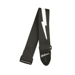 Gibson The Lightning Bolt Seatbelt (Black)