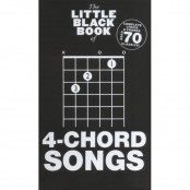 Little Black Songbook 4-Chord Songs
