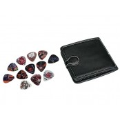 Boston plectrumhouder met 12 plectrums 412