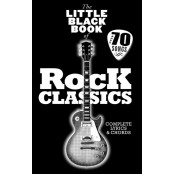 Little Black Songbook Rock Classics