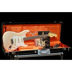 Fender Custom Shop 64 Strat RW Super Faded/Aged Shell Pink 2018 NAMM LTD