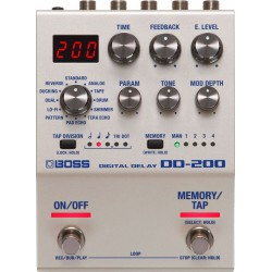Boss DD-200 Delay