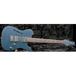 Suhr Custom Classic T F-Hollow Ocean Turquoise Metallic
