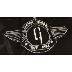 Gibson Men's Hoodie (Black), Large