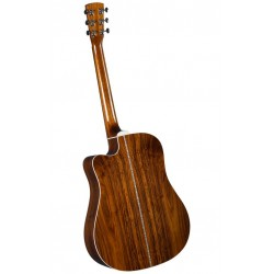 Blueridge gitaar folk BR60CE Cutaway en Fishman