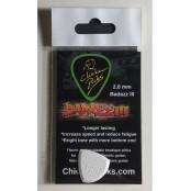 ChickenPicks Tritone Badazz 2.0mm