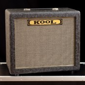 Kool Open Back 1x12 Cab Basket Weave Celestion G12H75 8ohm