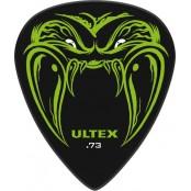 Dunlop plectrum ultex Hetfield blackfang .73 mm 6pack